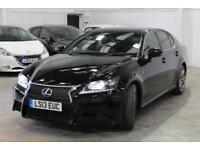 2013 Lexus GS 450h 3.5 F Sport 4dr