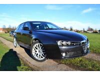 2007 Alfa Romeo 159 Sportwagon 1.9JTDM Diesel Lusso £89 A Month £0 Deposit