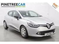2013 RENAULT CLIO 1.5 TD ECO ENERGY Dynamique 5dr start stop, MediaNav