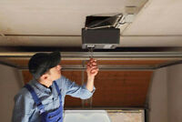 Broken Garage Door? Fast & Affordable Repairs START HERE