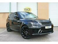 Land Rover Range Rover Sport 3.0 SD V6 HSE Dynamic Auto 4WD (s/s) 5dr