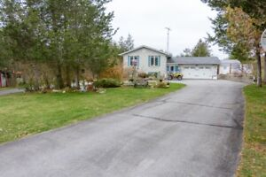 4 Bed 2 Bath Bungalow on 3 ACRES