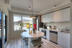 Modern Condo in Downtown Kelowna