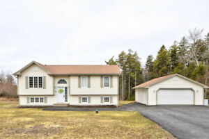 Large corner lot in Hammonds Plains - Lovingly Maintained