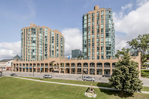 Exceptionally Located with Stunning Views - #908-140 Dunlop St.