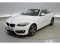 BMW 2 Series 218i Sport 2dr [Nav]