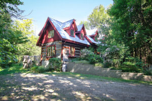 Authentic log cabin in the heart of The Blue Mountains