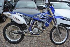 Yamaha WR450 OFF ROADER / DIRT BIKE