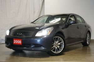 2008 Infiniti G35 S ALL WHEEL DRIVE   LEATHER SUNROOF