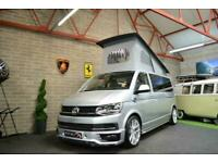 Volkswagen Transporter T6 t5 TDI AURORA EXCLUSIVE SLIMLINE KIT CAMPERVAN 4 BERTH