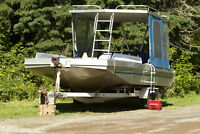 Party or work boat for sale or trade