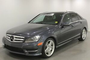 2013 Mercedes-Benz C350 4MATIC Sedan Regina Regina Area image 1