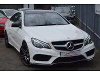 2015 Mercedes-Benz E Class E350 Coupe 3.0CDi BluTEC 258 SS AMG Line 9GT+ Diesel
