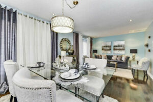 ABSOLUTELY STUNNING 3+1 BR GREAT GULF BUILT HOME IN NORTH AJAX!