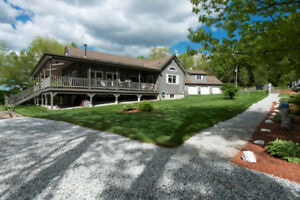 18 ACRES OF PRIVACY - 3395 ROUTE 845, KINGSTON NB