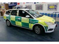 2010 Ford Focus STYLE 1.8TD 115BHP RAPID RESPONSE 5 DOOR ESTATE (GUIDE PRICE) ES