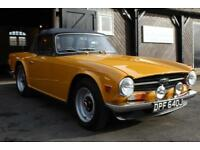 "1970/J TRIUMPH TR6 ""SURVIVOR CAR *45,000 MILES FROM NEW*"
