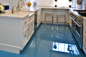 EXPERT EPOXY and POLYASPARTIC West Island Greater Montréal image 2