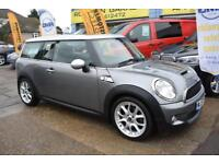 GOOD CREDIT CAR FINANCE AVAILABLE 2007 57 MINI CLUBMAN 1.6 COOPER S