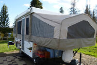 Tent Trailer - Like new