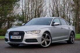 2014 Audi A6 Saloon 3.0 TDI Black Edition Saloon 4dr Diesel Multitronic
