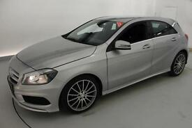 2013 MERCEDES BENZ A CLASS A200 CDI BlueEFFICIENCY AMG Sport 5dr Auto