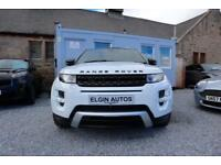 2012 (62) Land Rover Range Rover Evoque Dynamic AWD 2.0 Si4 Auto ( 240 bhp )