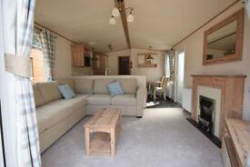 2017 NEW ABI Elan Static Caravan | 39x12 2 beds | Full Winter Pack | ON/OFF SITE