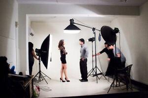 VIDEOGRAPHER, EDITOR &  PHOTOGRAPHER