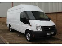 Ford Transit 2.4TDCi Duratorq ( 115PS ) 350EL ( SRW ) ( H/Roof ) 350 LWB JUMBO