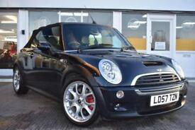 2007 57 MINI COOPER S JCW CONVERTIBLE GOOD & BAD CREDIT CAR FINANCE AVAILABLE