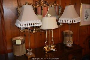 3 lamps for sale 15 each or 2 for 25