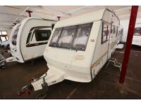 ABI Supreme Elegance 5 Berth Touring Caravan