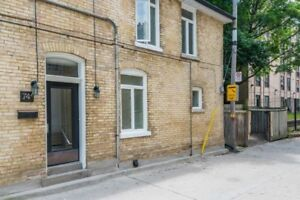 Downtown 2-Story Victorian House For Rent