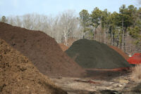 Landscape Mulch Top Soil and more, DELIVERED
