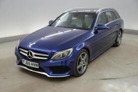 Mercedes-Benz C Class C300h AMG Line Premium 5dr Auto