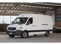Short Notice Man and Van Hire £15 ph Reliable Services