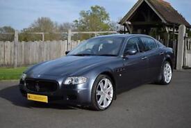 Maserati Quattroporte 4.2 DUO SELECT, SPORT GT, SAT NAV, 44,000 MILES ONLY