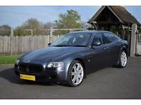 Maserati Quattroporte 4.2 DUO SELECT, SPORT GT, SAT NAV, 44,000 MILES ONLY