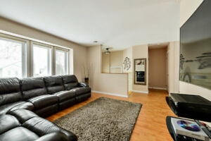 Beautiful SEMI-DETACHED HOUSE in Châteauguay !!!
