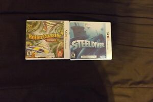 3DS GAMES  REDUCED