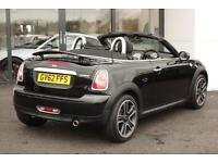 2012 MINI 1.6 Cooper (Chili pack) Roadster 2dr