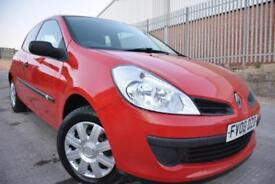 RENAULT CLIO FREEWAY 1.2 3 DOOR*FULL 12 MONTHS MOT*IDEAL FIRST CAR*2 OWNERS*