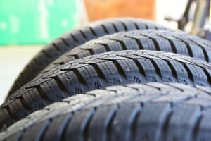 Used Continental - Winter Contact tires for sale