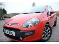 FIAT PUNTO EVO GP 1.4 3 DOOR*ONE LADY OWNER*FULL SERVICE HISTORY*12 MONTHS MOT*