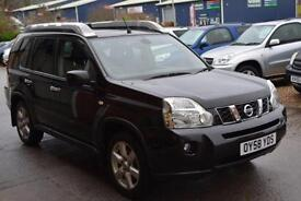 2008 NISSAN X TRAIL 2.0 dCi Aventura 5dr