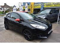 2015 64 FORD FIESTA 1.0 ZETEC S BLACK EDITION GOOD AND BAD CREDIT CAR FINANCE