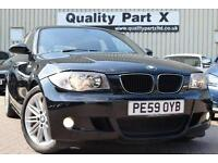 2009 BMW 1 Series 2.0 120d M Sport 5dr