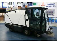 2014 - 14 - JOHNSTON CX201 4TON SWEEPER (GUIDE PRICE)