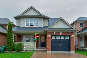 3+1  Bdrm 3 Bath Fully Detached Home With Finis Basement